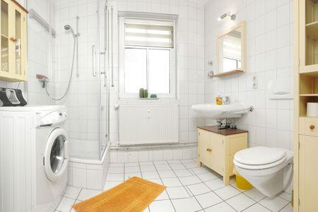 Appartements Am Reiterhof Strandträumer Timmendorf - Badezimmer