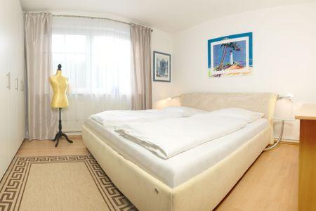 Appartements Am Reiterhof Strandträumer Timmendorf - Schlafzimmer