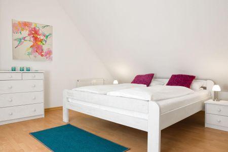Appartements Am Reiterhof Seepferdchen Timmendorf - Schlafzimmer