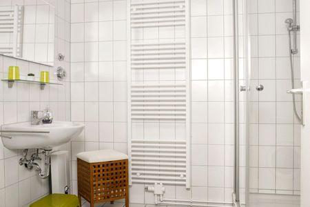 Appartements Am Reiterhof Seepferdchen Timmendorf - Badezimmer