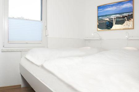 Kliff-Perle Timmendorf Strand - Schlafzimmer