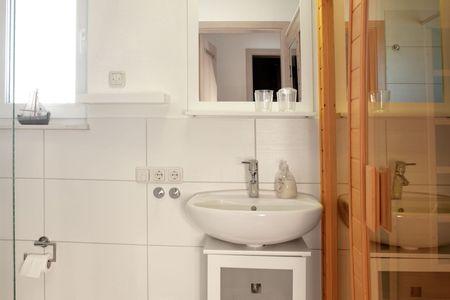 Haus Nahn Kliff Timmendorf Strand - Badezimmer