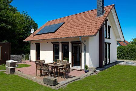 Haus Nahn Kliff Timmendorf Strand - Hauptansicht