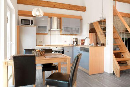 Haus Nahn Kliff Timmendorf Strand - Küche / Küchenzeile