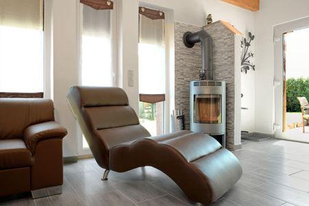 Haus Nahn Kliff Timmendorf Strand - Wohnzimmer