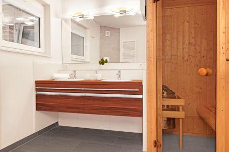 Haus Südwester Ringelrobbe Timmendorf Strand - Badezimmer
