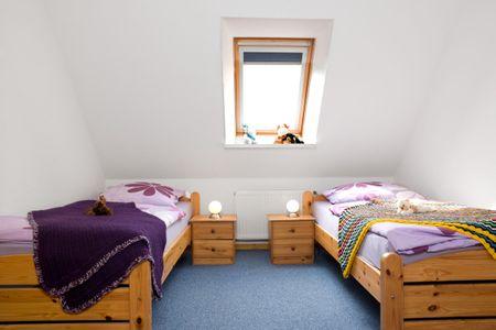 FeWo Windrose Gollwitz - Schlafzimmer