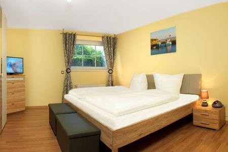Strandglück Gollwitz - Schlafzimmer