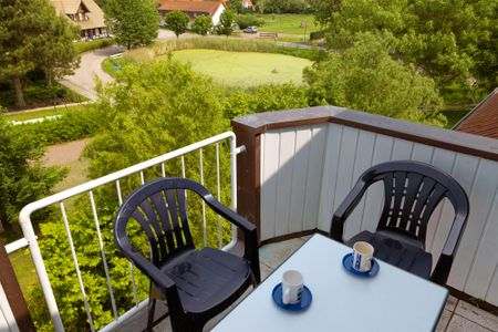 FIP Park Möwe Gollwitz - Balkon
