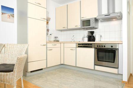 Appartements Am Reiterhof Am Reitstall Timmendorf - Küche / Küchenzeile