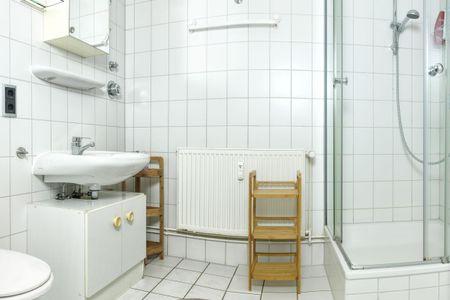 Appartements Am Reiterhof Am Reitstall Timmendorf - Badezimmer