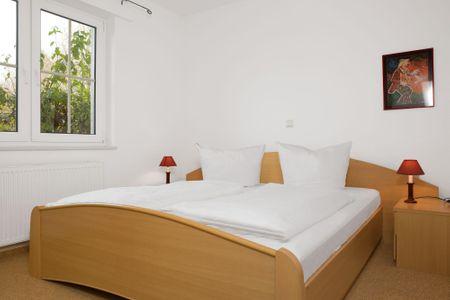Haus Sonnenschein Sonnenwinkel Weitendorf - Schlafzimmer