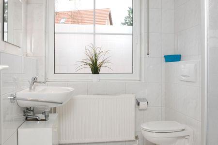 Haus Sonnenschein Sonnenwinkel Weitendorf - Badezimmer