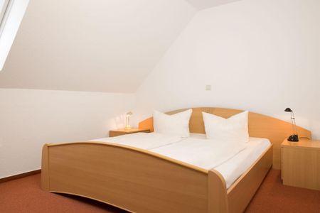 Haus Sonnenschein Sommerwiese Weitendorf - Schlafzimmer
