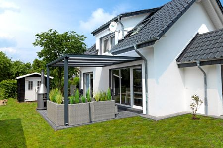 Haus Nautilus Weitendorf - Terrasse