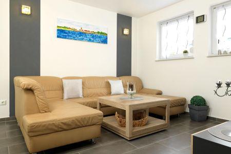 Haus Poeler Sonne Weitendorf - Wohnzimmer