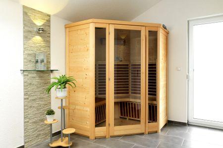 Haus Poeler Sonne Weitendorf - Sauna