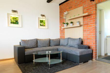 Haus Gustav Brandenhusen - Wohnzimmer
