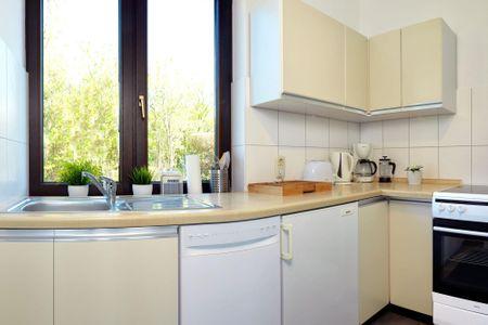 Haus Gustav Brandenhusen - Küche / Küchenzeile