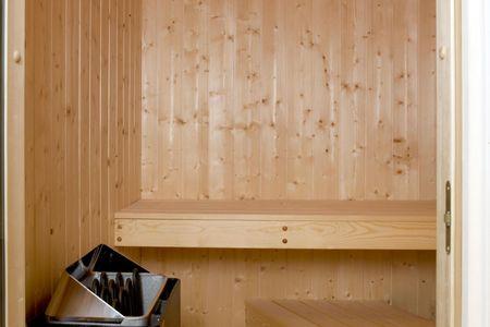 Dänische Ferienhäuser am Salzhaff Haus Im Wiesengrund Vorwerk - Sauna
