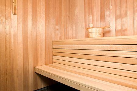 Dänische Ferienhäuser am Salzhaff Haus Midsommer Vorwerk - Sauna