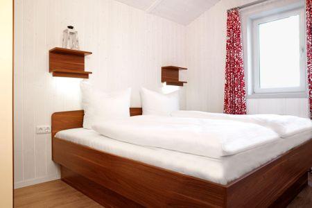 Dänische Ferienhäuser am Salzhaff Haus Pacific Vorwerk - Schlafzimmer