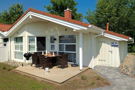 Dänische Ferienhäuser am Salzhaff Haus Pacific Vorwerk - Hauptansicht