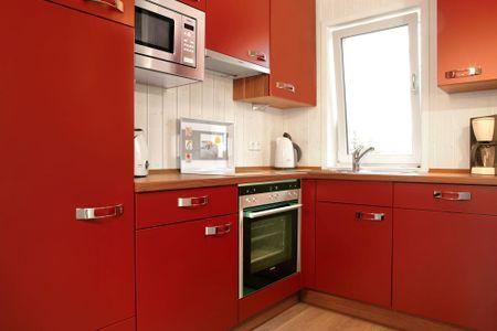 Dänische Ferienhäuser am Salzhaff Haus Pacific Vorwerk - Küche / Küchenzeile