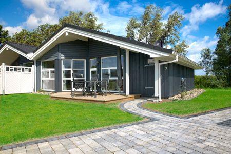 Dänische Ferienhäuser am Salzhaff Haus Strandbrise Vorwerk - Hauptansicht