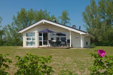 Dänische Ferienhäuser am Salzhaff Haus Strandhafer Vorwerk - Hauptansicht
