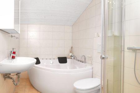 Dänische Ferienhäuser am Salzhaff Haus Vogelparadies Vorwerk - Badezimmer
