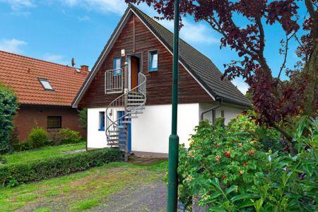 Haus Meerforelle Haus Meerforelle Wohnung 2 Kaltenhof - Fassade / Eingang