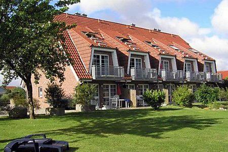 Landhaus am Meer Strandglück Gollwitz - Garten