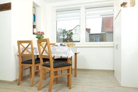 Inselbummler Bungalow Kirchdorf - Wohnzimmer