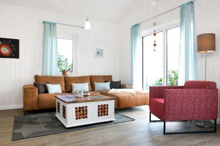 Dänische Ferienhäuser am Salzhaff Haus Midsommer Vorwerk -
