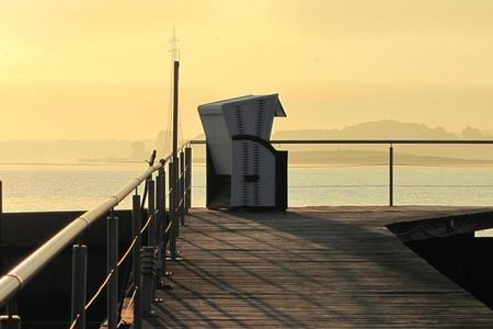 Am Yachthafen Lindaunis -