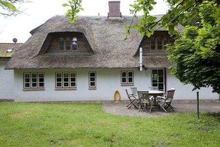 Kapitänshaus Brodersby -