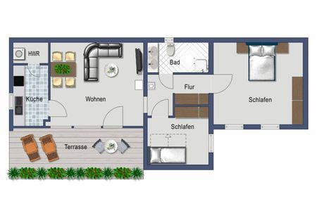 Strand-Haus Brodersby -
