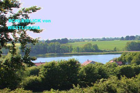 Hafenblick Kosel-Missunde -