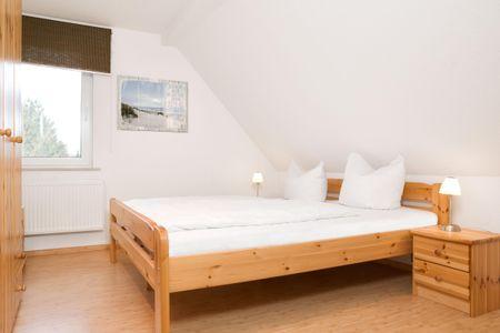 Peuler Insel Leiw Fährdorf - Schlafzimmer