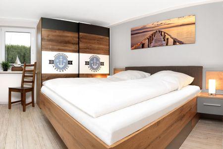 Haus Krabbenfischer Timmendorf - Schlafzimmer