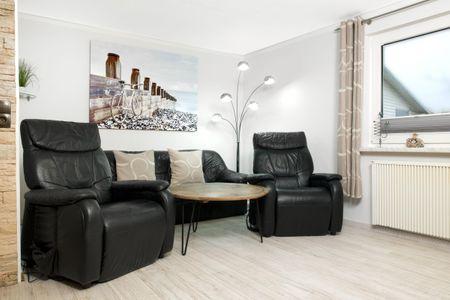 Haus Krabbenfischer Timmendorf - Wohnzimmer