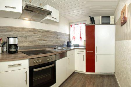 Haus Krabbenfischer Timmendorf - Küche / Küchenzeile