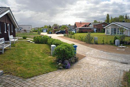 Dänische Ferienhäuser am Salzhaff Haus Im Wiesengrund Vorwerk -