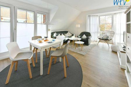 Juist Zauber - Haus 3 3150001 Ferienwohnung Christina