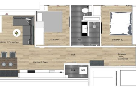Haus Talita 3480012 - Wohnung GOLF