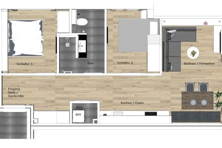 Haus Talita 3480013 - Wohnung 13