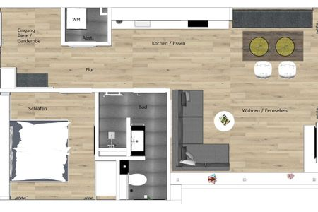 Haus Talita 3480014 - Wohnung 14