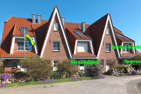 Landhaus am Meer Strandglück Gollwitz -