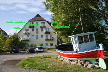 FIP Park Lütt Kajüt Gollwitz -